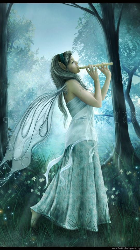 Free fairy pictures within japan 3d fairy wallpapers cute fairy android hd 540x960 360x640 voltagebd Gallery