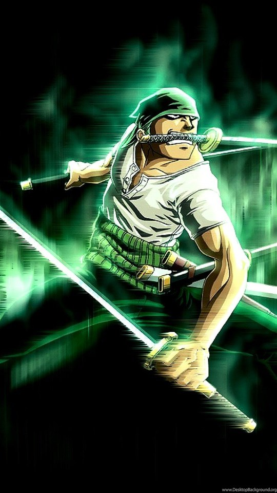 HD One Piece Zoro Wallpapers Desktop Background