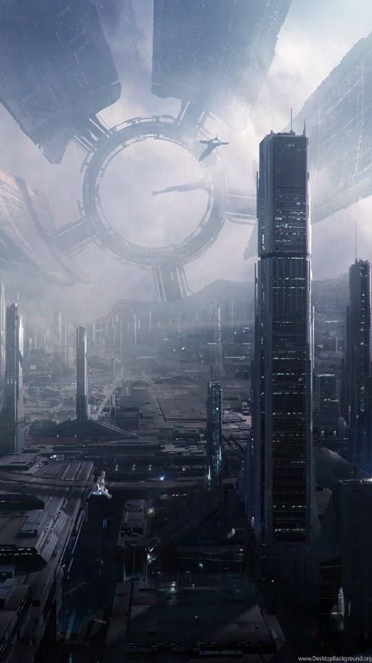 Mass Effect Wallpaper Phone Wallpaperzen Org