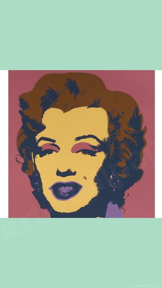 Pop Art Marilyn Monroe Andy Warhol 1920x1200 Hd Wallpapers