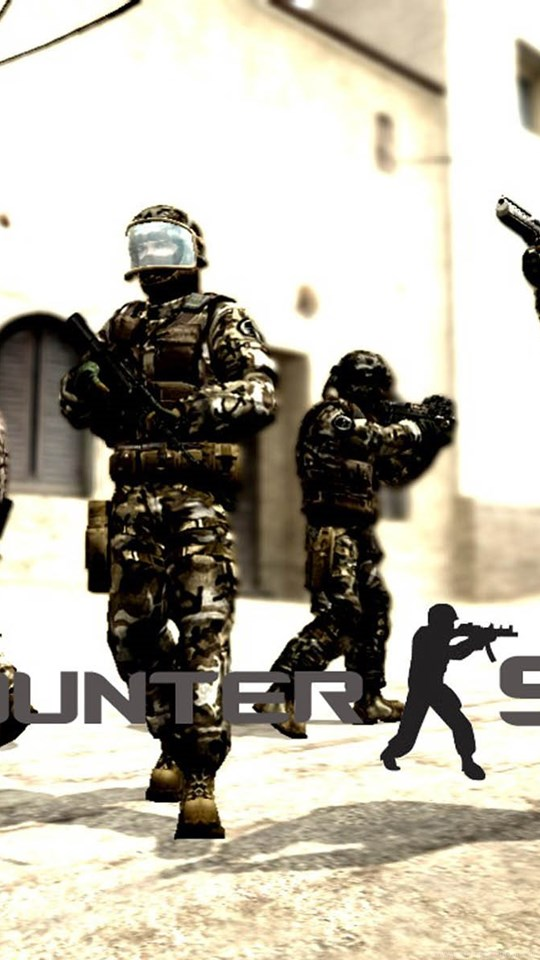 Wallpapers counter strike source game wallpapers desktop background android hd 540x960 360x640 voltagebd