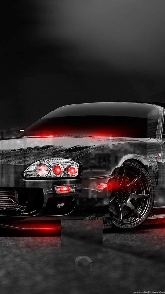 Toyota Supra Wallpapers Hd Desktop Background
