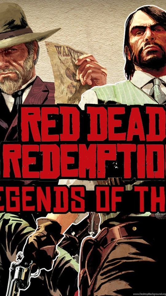 Red Dead Redemption 2 Leaked Information!? Legends Of The