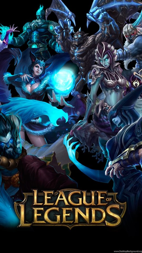 Download 44+ Wallpaper 3d League Of Legends Terbaik