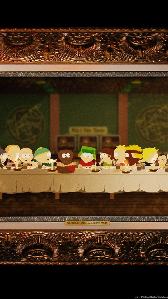 Last Supper South Park