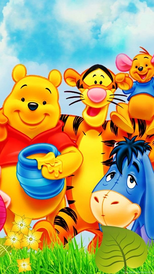 Baby Winnie The Pooh And Friends Wallpaper Images Desktop Background