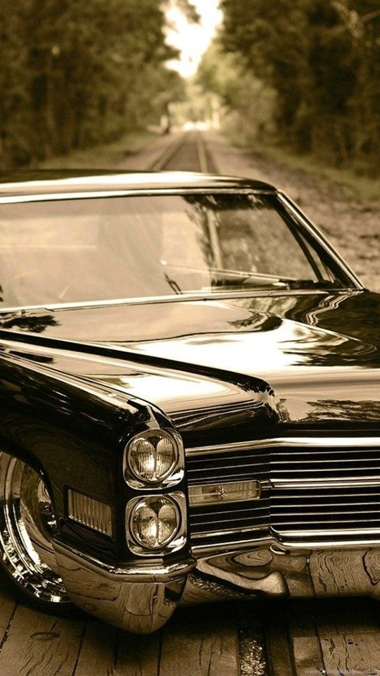 Old School Cadillac Slammed Car Lowered Hd Wallpapers 1845392