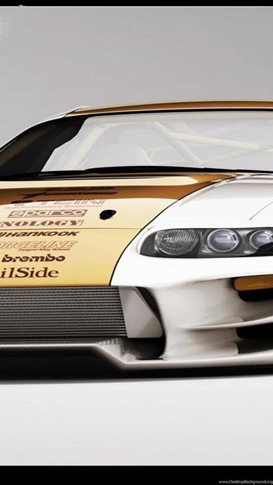 Hot Toyota Supra Wallpapers Desktop Background