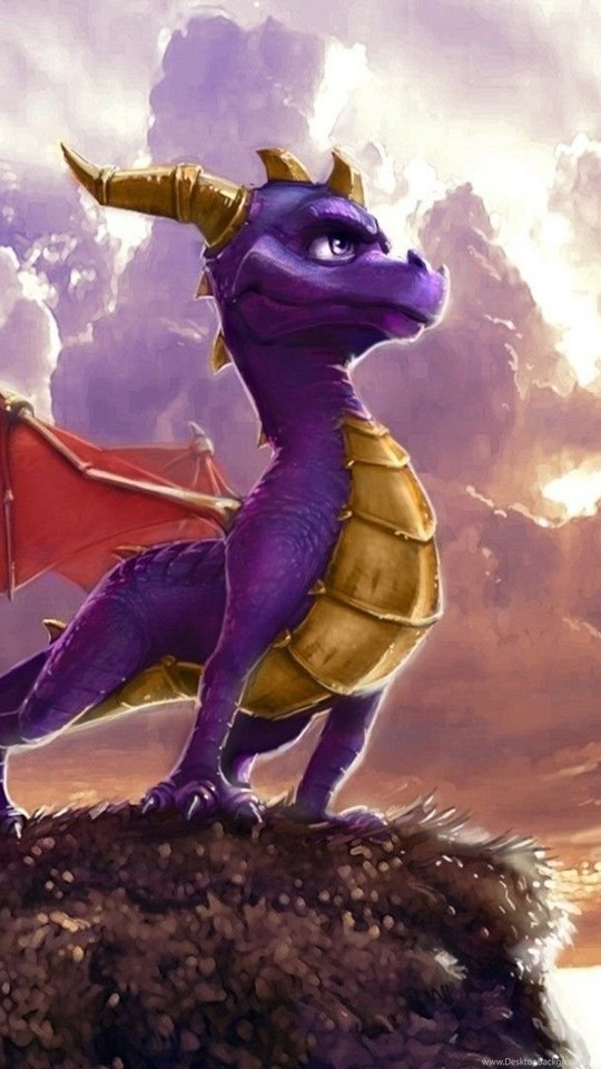 Spyro The Dragon Wallpapers Cave Desktop Background