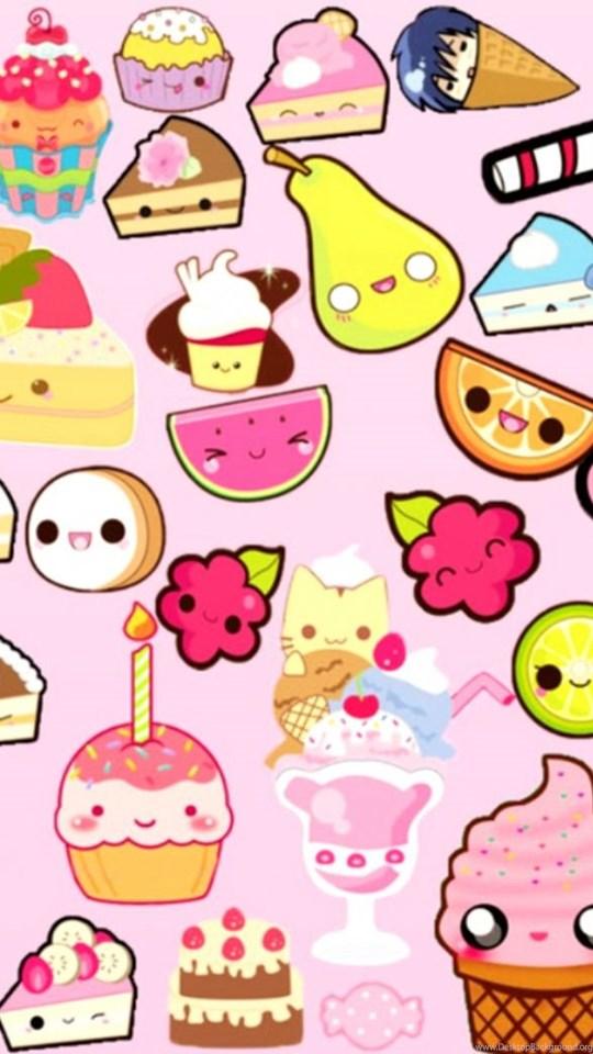 Cute Kawaii Artwork Wallpapers Desktop Background