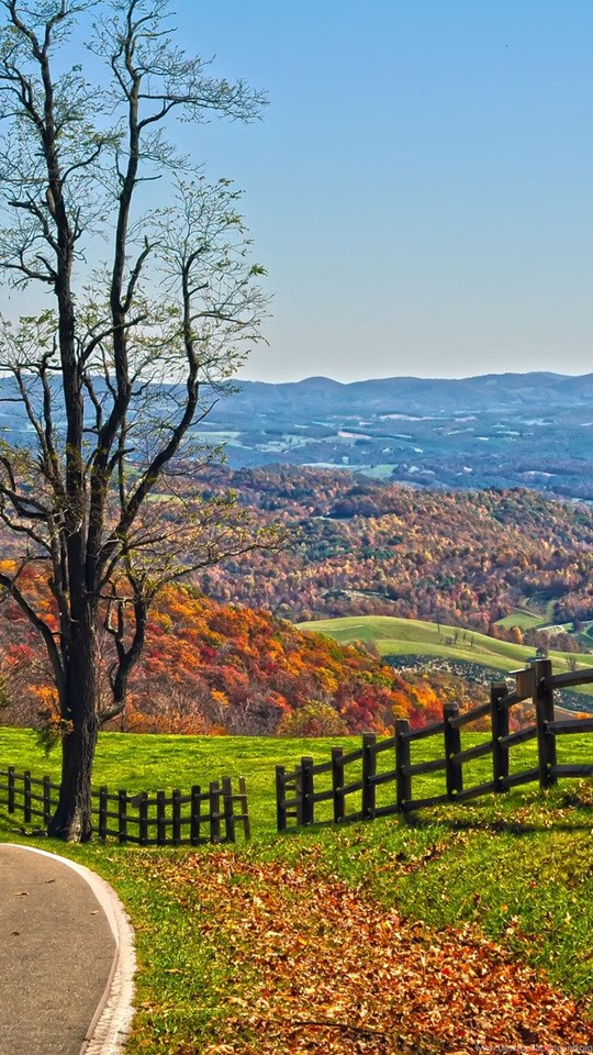 15+ Best HD Blue Ridge Parkway Wallpapers Desktop Background