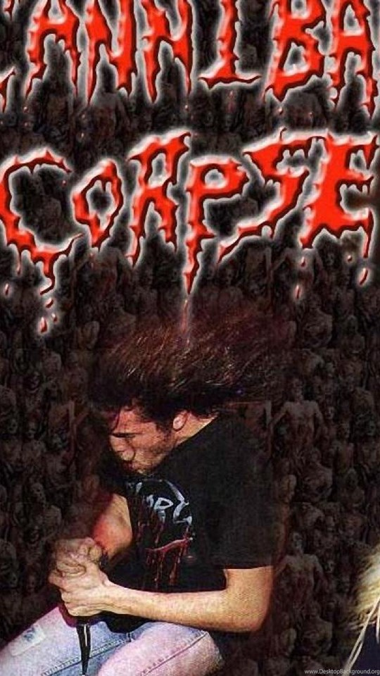 Cannibal Corpse Wallpaper Desktop Background