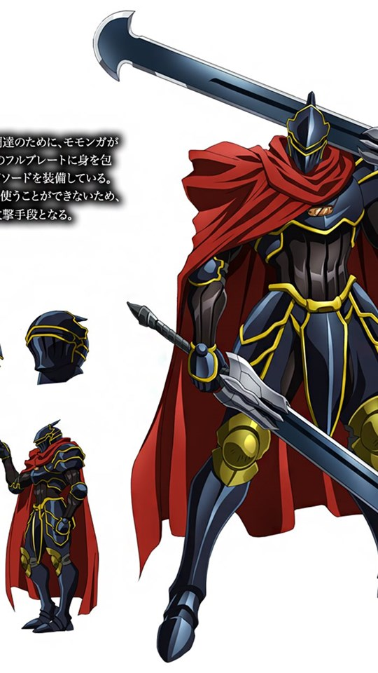 111 Overlord HD Wallpapers Desktop Background