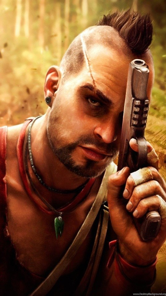 Far Cry Video Games Vaas Vaas Montenegro Far Cry 3 Wallpapers