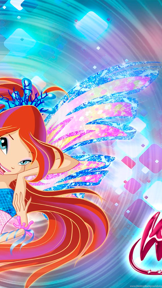 Winx ckub 5 season bloom sirenix wallpaper5 mobile android tablet thecheapjerseys Images