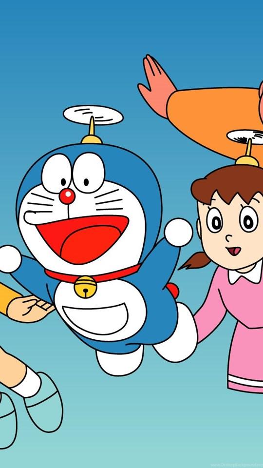29 Doraemon Wallpaper Backgrounds Desktop Wallpapers ...