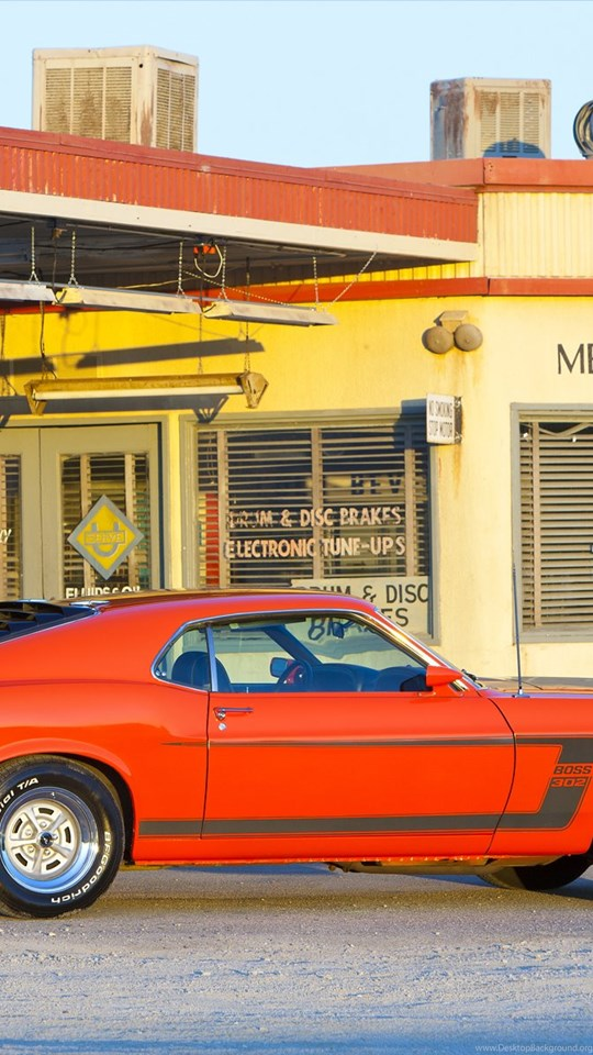 1969 Ford Mustang Boss 302 Wallpapers Gallery Motor Trend Classic
