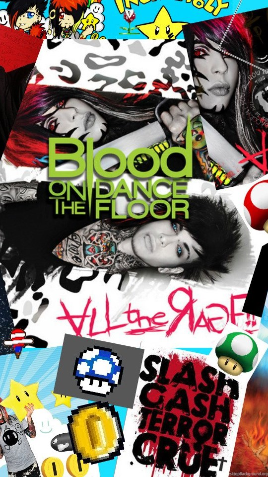 Blood on the dance floor i am all the rage 3 desktop background mobile android tablet voltagebd Gallery