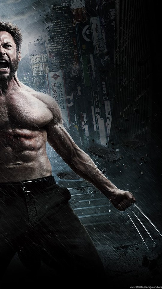 Top hd x men wolverine wallpapers desktop background android hd 540x960 360x640 voltagebd Images