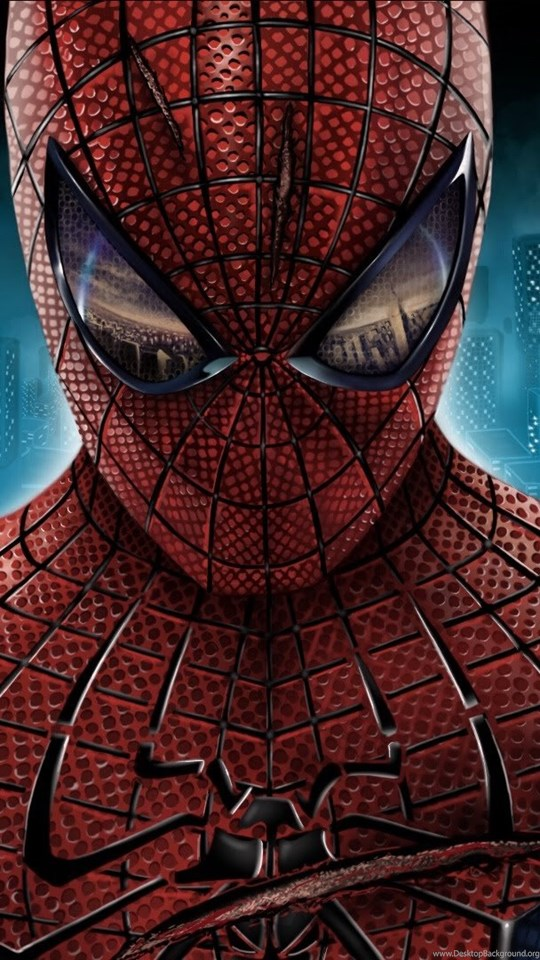 The Amazing Spiderman Speed Painting Using Procreate (iPad Air 2