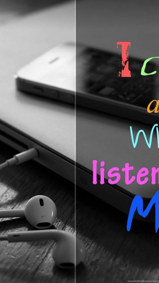 Music Is My Life Wallpapers Desktop Background