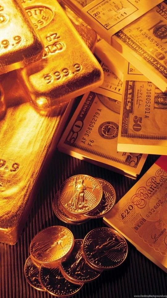 coins, Gold, Macro, Bokeh, Wealth, Money Wallpapers HD / Desktop ...