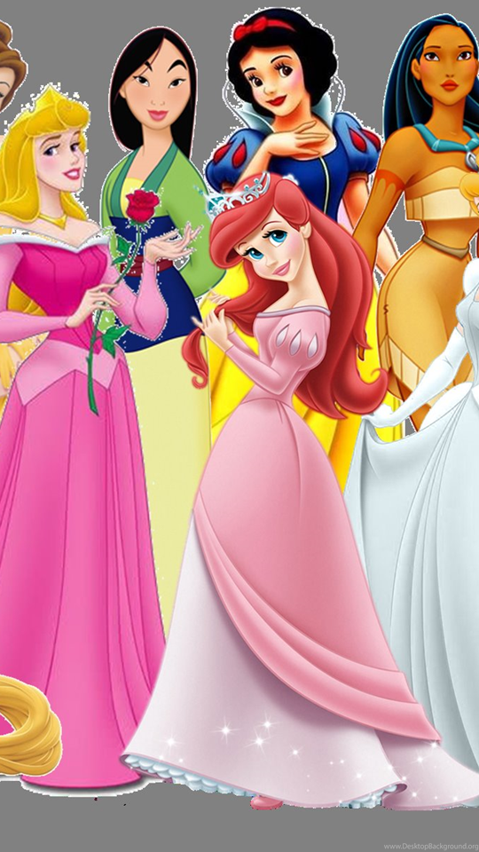 Disney Princess Wallpapers Desktop Background