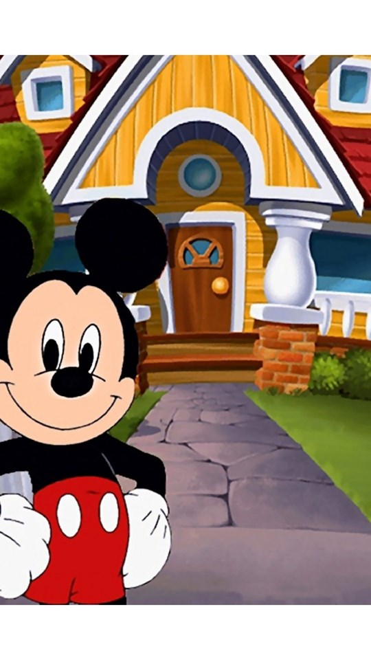 Mickey Mouse Minnie Mouse Wallpapers Phone Cartoon Wallpapers