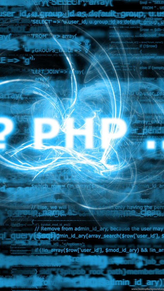 Download The PHP Code Wallpaper IPhone