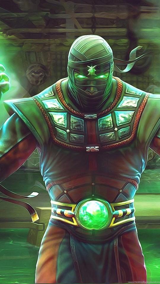 Mortal Kombat 9 Ermac Wallpapers 444501 Desktop Background