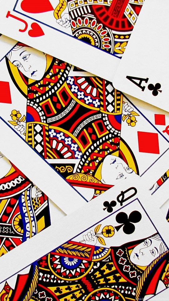 Playing Cards Hd Wallpaper For Mobile Labzada Wallpaper