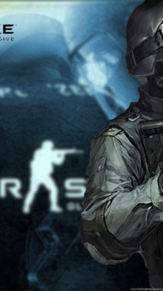 Counter Strike Go Counter Terrorist Wallpapers By Pyrokicksta On