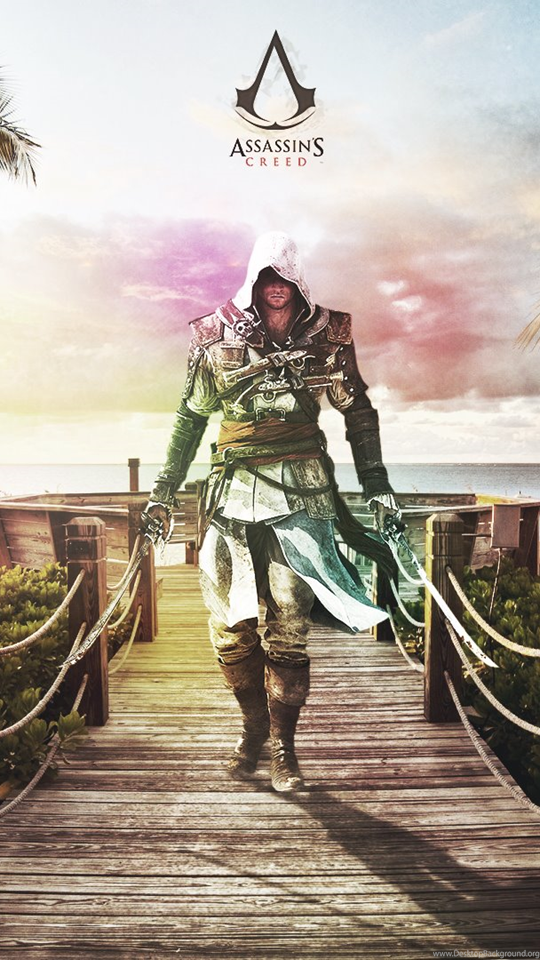 Assassin S Creed Black Flag Wallpapers By Rzra On Deviantart