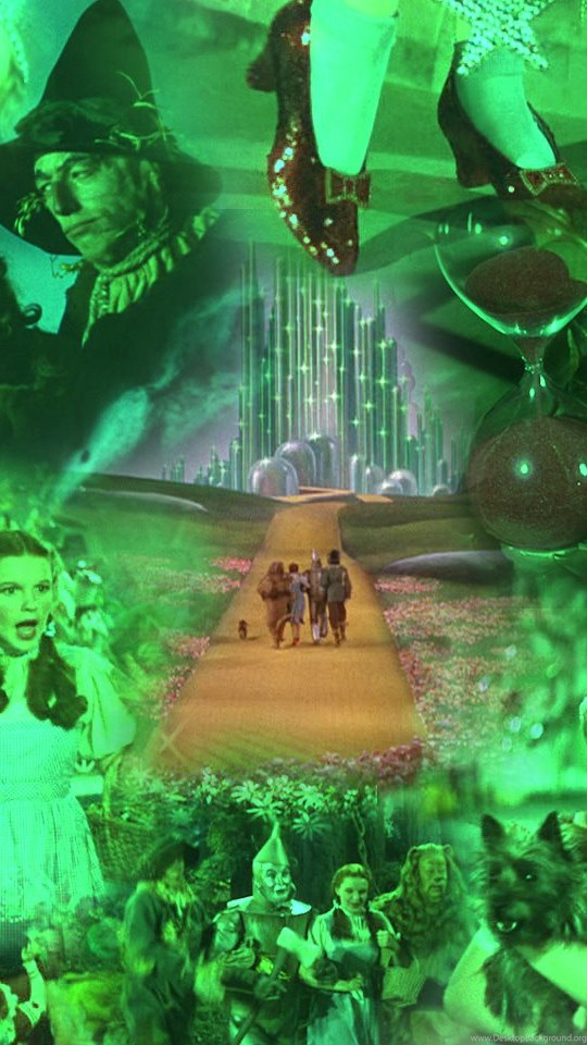Wizard of oz the wizard of oz wallpapers 2257952 fanpop desktop background - The wizard of oz hd ...
