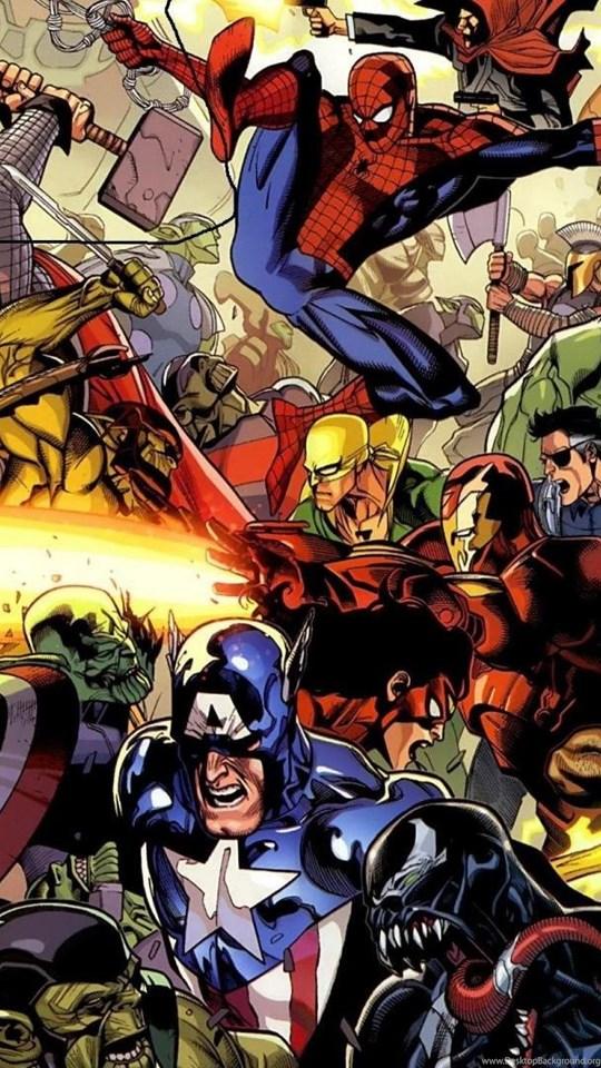 Free Marvel Superhero Wallpapers High Quality Resolution At V3y