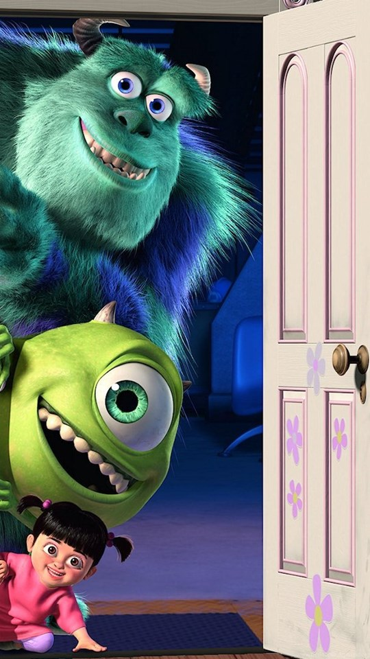Monster Inc, Disney, Monsters, 1920x1080 HD Wallpapers And