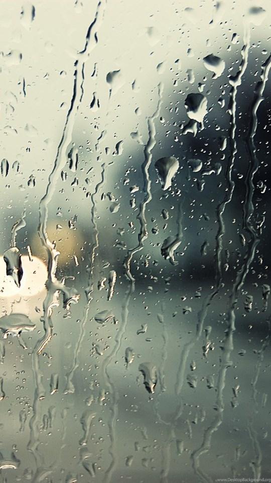 Download Glass Raindrops Wallpapers 1680x1050 Desktop Background