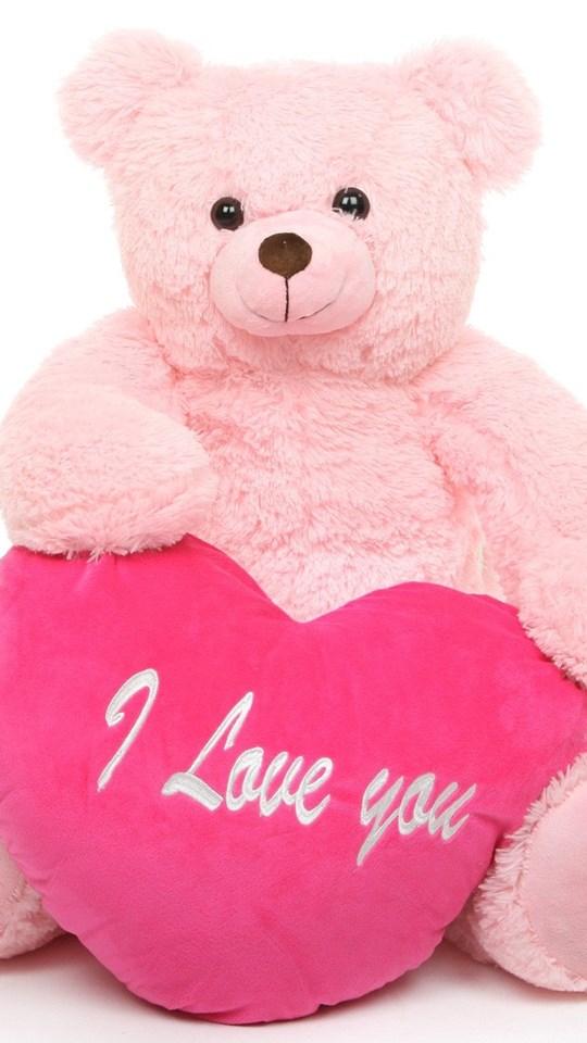 Pink Teddy Bear Wallpaper Wallpaper Pink Teddy Bear Wallpapers Hd