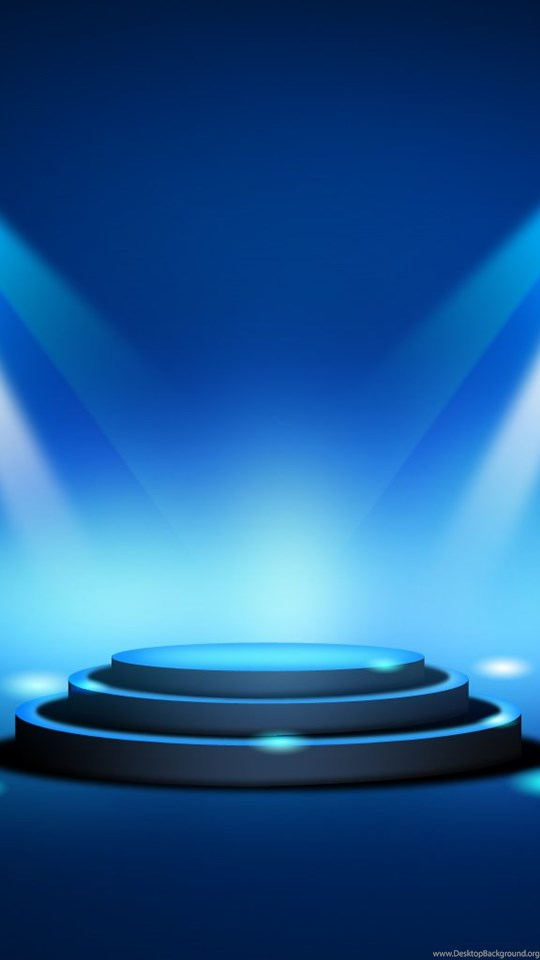 Stage Lighting Backgrounds With Spot Light Effects PSD Desktop