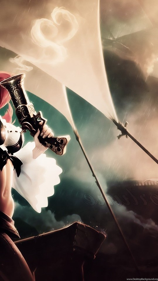 League of legends miss fortune wallpapers hd desktop and mobile android hd 540x960 360x640 voltagebd Choice Image