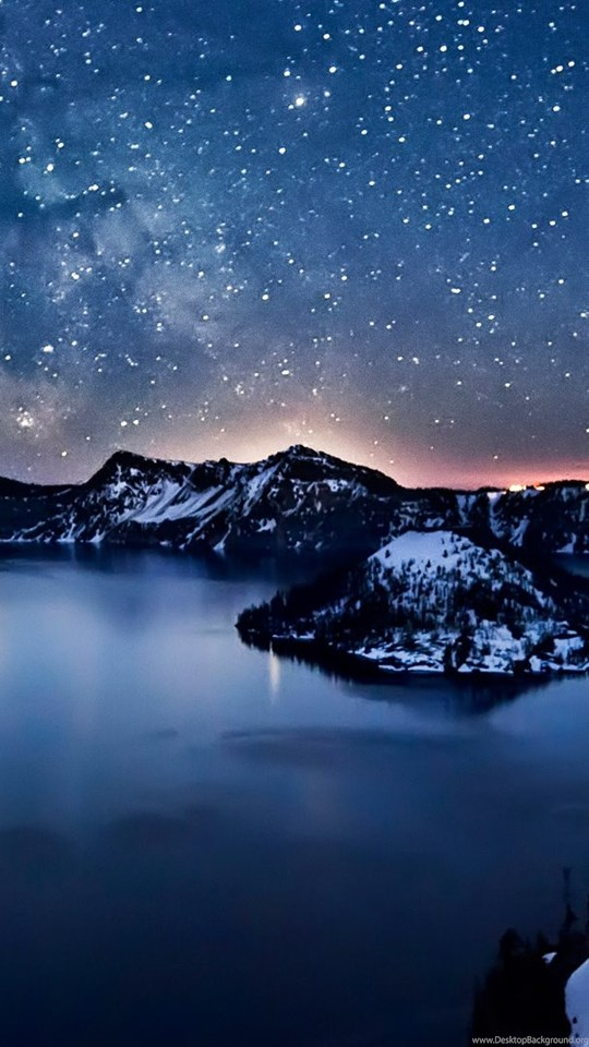 1920x1080 Northern Lights Starry Sky Lake Mountain