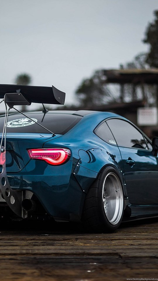 2015 Bodykit Bunny Frs Rocket Scion Tuning Widebody Wallpapers