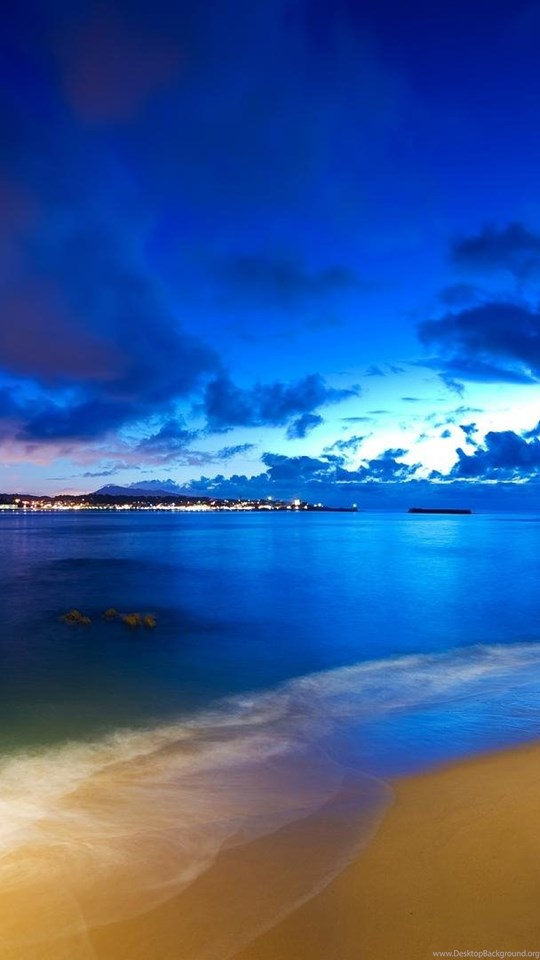 Miami south beach florida at night hd wallpapers hd pic - Cool night nature backgrounds ...