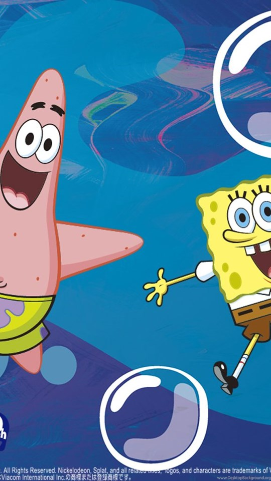 Spongebob And Friends Hd Wallpapers Desktop Desktop Background