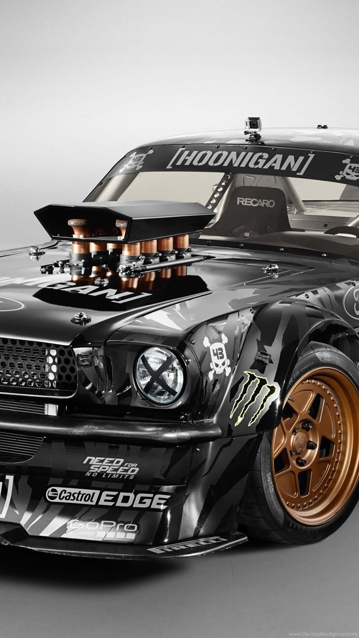1965 Ken Block Ford Mustang Hoonigan Rtr Wallpapers Car Wallpapers