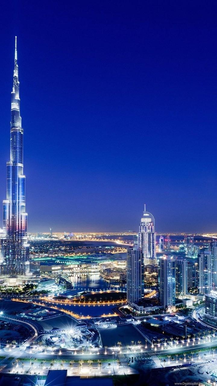 Burj khalifa buildings dubai city night full hd wallpapers free hd desktop background - Dubai burj khalifa hd photos ...