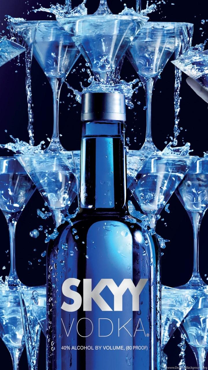 Skyy Vodka Alcohol Wallpapers Desktop Background