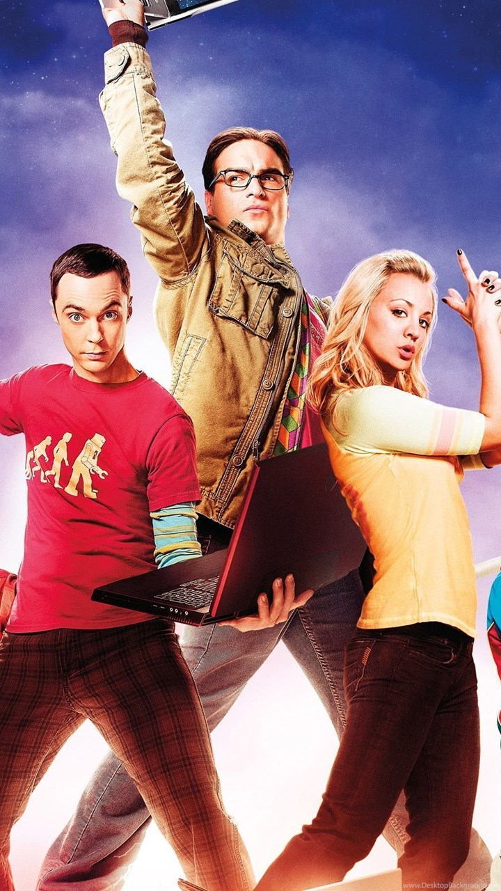 Big Bang Theory Strem