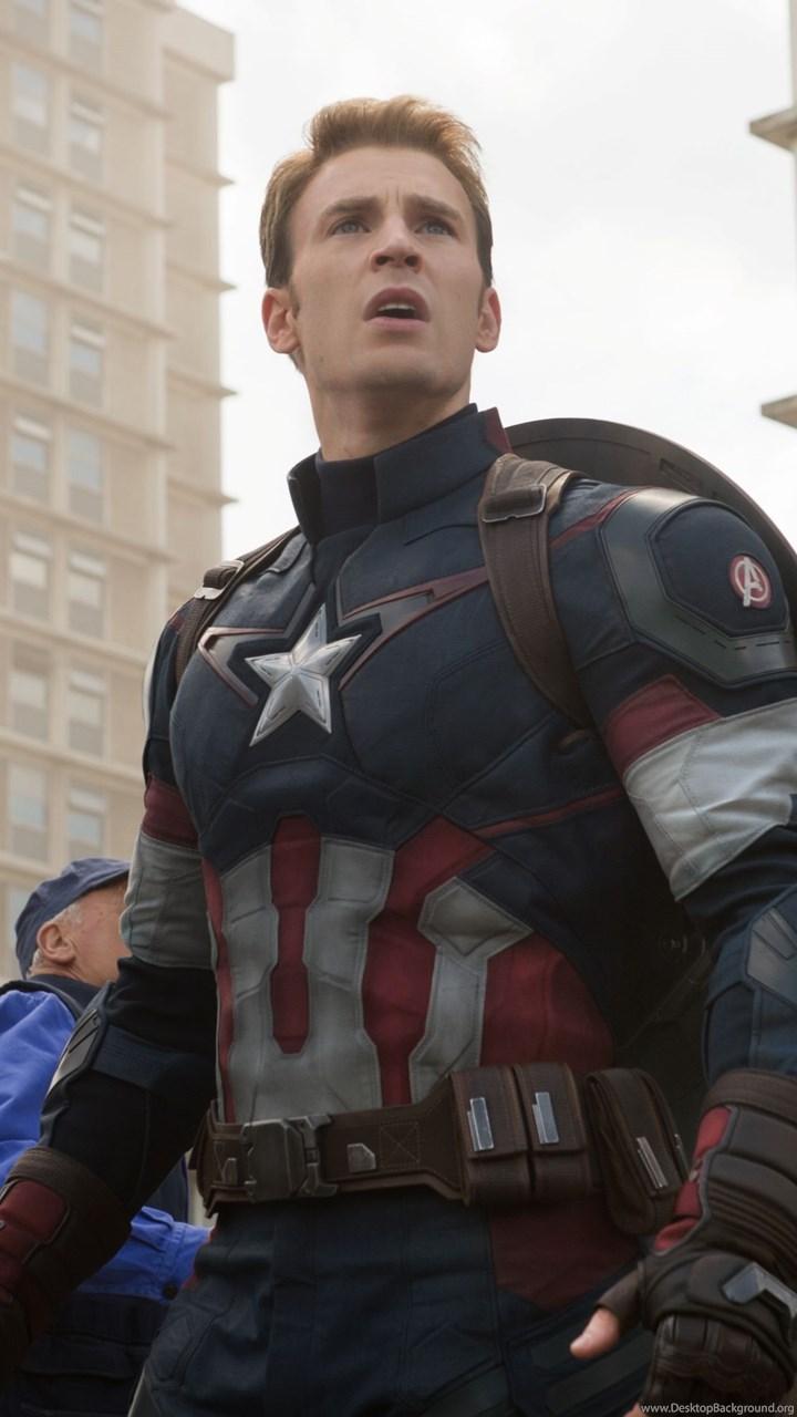 Captain America Civil War Chris Evans Wallpapers Desktop Background