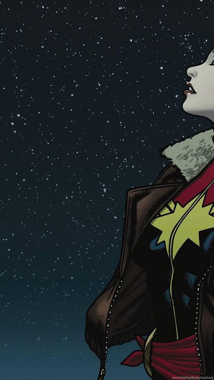 37 Captain Marvel Hd Wallpapers Desktop Background